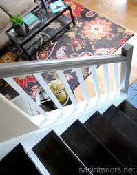 Redo Stairs Cheap My Staircase Is Finished Jenna Burger