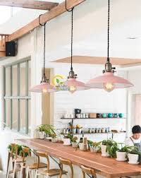 Industrial Office Lighting Fixtures Us 59 4 10 Off Modern Industrial Lighting Coloufull Pendant Lamps Nordic Creative Living Room Hanglamps Office Store Bar Pendant Lights Fixture In