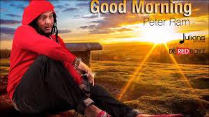 peter ram good morning 2016 soca red boyz crop over you