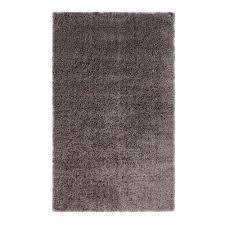 microfiber grey 7 ft x 9 ft area rug microfiber