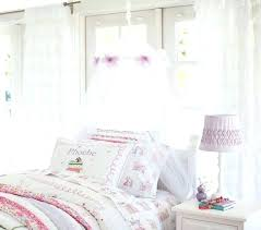 Pottery Maison Canopy Bed Craigslist Barn Floral Curtains ...