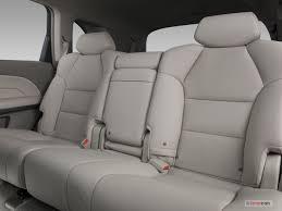 2008 acura mdx rear seat