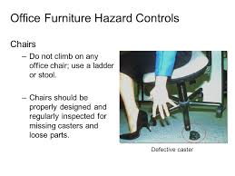 office chair controls. Office Chair Controls. Furniture Hazard Controls