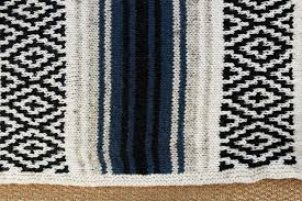 Blanket Patterns Stunning Mexican Blanket Pattern Two Of Wands