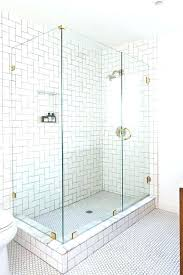subway tiled bathroom subway tile shower ideas white subway tile shower chic subway tiles ideas for
