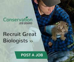 Conservation Job Board - Find Conservation & Environmental Jobs