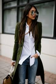 veronica beard green winter voyager faux double ted coat levis kick flare celine bag fashion blogger