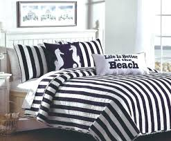 blue and white striped bedding red white and blue stripe twin bedding