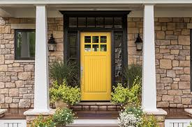 front entry door types options to