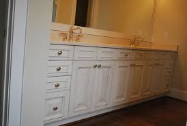 white bathroom cabinets. image of painting bathroom cabinets white