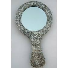 fancy hand mirror. Small Hand Mirrors Full Image For Held Vanity Mirror Handicraft  Loading Zoom Fancy Fancy Hand Mirror