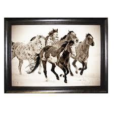 on wild horses wall art with wild horses wall art wayfair