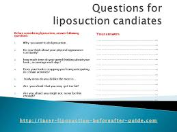 Good Candidate Who Are Good Liposuction Candidates