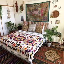 bohemian home decor and interior design