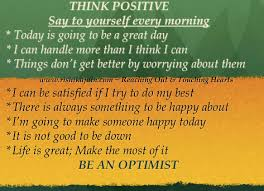 Positive Inspirational Good Morning Quotes Best Of Good Morning Quotes Say To Yourself Every Morning Inspirational