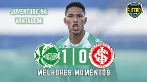 Juventude 1 x 0 Internacional | Melhores Momentos | Campeoanto Gaúcho  02/05/2021 - YouTube