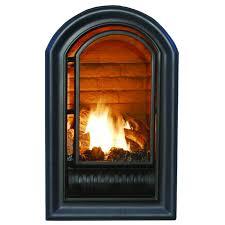ventless liquid propane fireplace insert 20 000 btu hearthsense ali procom heating