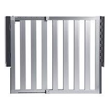 Amazon.com : Munchkin Loft Aluminum Hardware Mount Baby Gate for ...