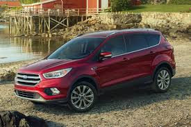 new car releases 2015 philippinesLA Auto Show 2017 Ford Escape Packs New Engines Tech  CarGuide