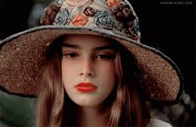 Pretty baby brooke shields rare photo from 1978 film. Brooke Shields Pretty Baby Violet Gif Brookeshieldsprettybabyviolet Discover Share Gifs