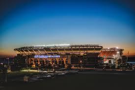 Cleveland Brown Stadium Seating Chart Firstenergy Stadium Cleveland Oh Sports Stadiums Sports