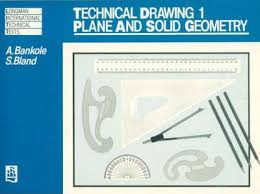 technical drawing 1 plane and solid geometry