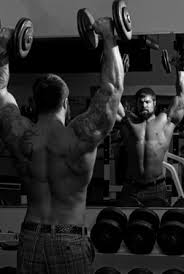 you may have noticed that a lot of the guys who look in mirror while working out also happen to be pretty big this on its own should tell you looking a93 mirror