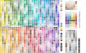 Photoshop Color Chart Cmyk Color Chart Book Pdf Bedowntowndaytona Com
