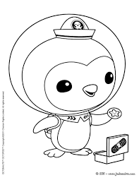 Small Picture Octonauts Coloring Pages Printable creativemoveme