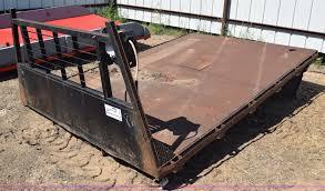Bed Frame : Flat Platform Queen King Board Truck Short Feet ~ Ojalaco