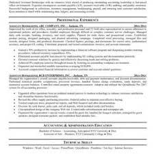 bookkeeper resume with quickbooks experience bookkeeper resume examples