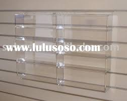 Lucite Display Stands Delectable Wall Mounted Acrylic Display ShelfPlexiglass Book StandLucite