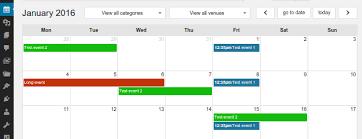 event calendar wordpress event management calendars registration