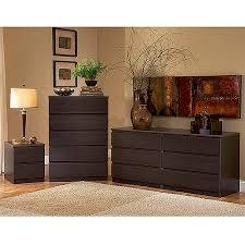 dresser and nightstand set. Laguna Double Dresser Chest And Nightstand Set Lacquered Espresso Throughout