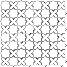 Mosaic Pattern Unique Small Mosaic Pattern 48 Pratt Larson