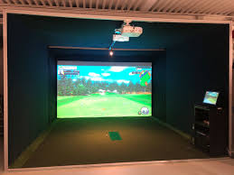 Gsk Bravo Golf Simulator System Golfsimulator Kaufen