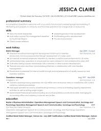 Free Resumer Builder Resume Maker Write an online Resume with our Resume Builder 66