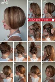 1920s Long Hair Style best 25 fake short hair ideas fake bob teased 3120 by wearticles.com