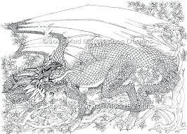 Cool Dragon Coloring Pages For Adults Get This Dragon Coloring Pages