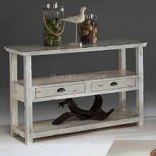 white sofa table. Willow Sofa Table Distressed White Progressive Furniture