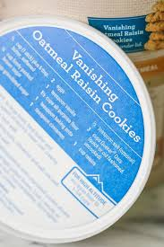 quaker oatmeal lid with quaker oatmeal cookies recipe