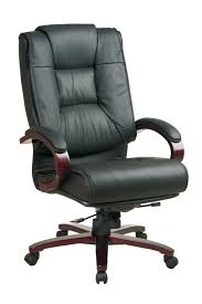 desk chairs wood. Office Chairs Ideas With Black Leather Executive Chair Swivel Model And Wooden Base Desk Wood