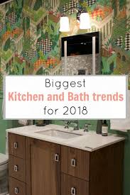 Kitchen And Bath Design Courses Custom Biggest Kitchen Bath Trends To Carry You Into 48