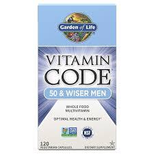 <b>Vitamin Code</b> Multivitamins | Garden of Life