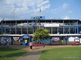 Royals Seating Chart 2012 Burlington Athletic Stadium Burlington North Carolina
