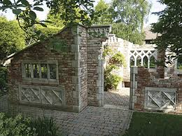 Small Picture Bespoke Folly Designs Folly Garden Redwood Stone