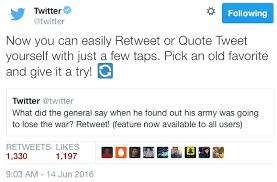 Quote Tweet