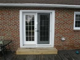 patio door with screen. Modern Concept Exterior French Patio Doors With Screens Screen Door D