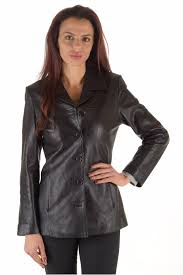 classic leather jacket for women 63 00