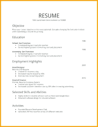 first resume examples first resume samples mazard info